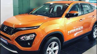 TATA HARRIER XZ | top variant | new age tata suv | above all