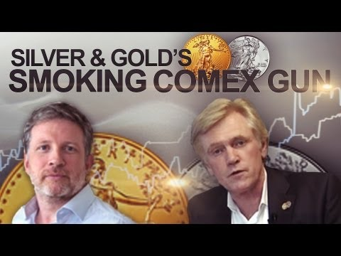 Silver & Gold - Smoking COMEX Gun - Mike Maloney & Grant Williams