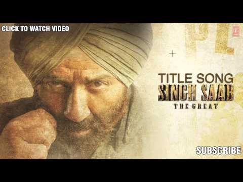 Singh Saab the Great Full Song (Audio) | Sunny Deol | Latest Bollywood Movie 2013 Travel Video