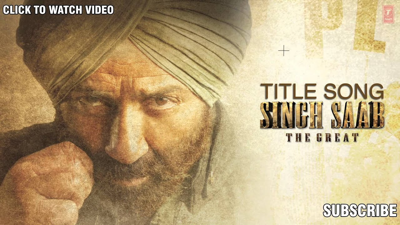 song rangla mera sardar of singh saab the great