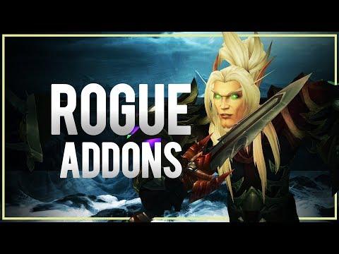 BFA Rogue PvP Addon Guide [8.0 Pre-Patch]