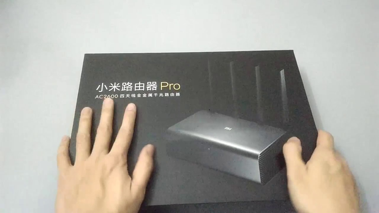 Xiaomi Mi Wireless R3p Router Pro Ac2600 24g 5ghz Dual Band App Control Unbox