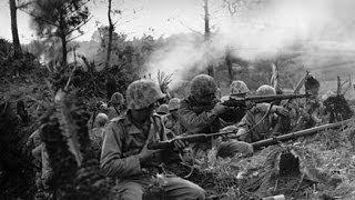 """II WŚ. Wojna na Pacyfiku. Okinawa """"Krwawa wyspa"""""""