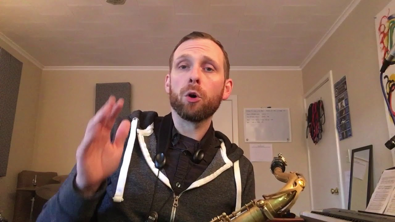 10 Minute Jazz Lesson: Max Ionata Destroys 'But Not For Me'
