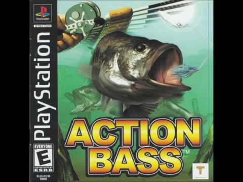 ACTION BASS (アクションベース) - SLES_031_0006.PSF (Fish On! Music) (PS1)