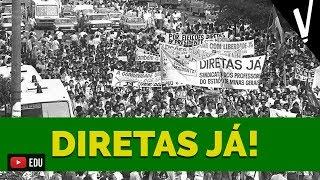A DITADURA E A ABERTURA │ História do Brasil