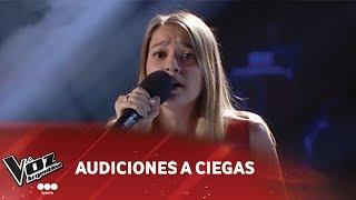 Isabel Aladro - I want you back - The Jackson 5 - Audiciones...