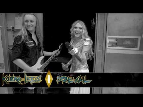 KOBRA AND THE LOTUS - Prevail I (Album Teaser #1)   Napalm Records