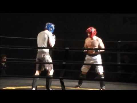 Alpha Fight Club : Combat de Mathieu Chiaroni à l'Urban Legend Prestige