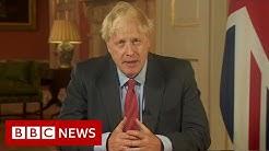Covid Boris Johnson calls for resolve to fight coronavirus over winter - BBC News