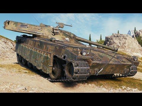 UDES 15/16 - SWEDISH WARRIOR - World of Tanks Gameplay