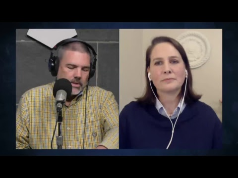 Jimmy Akin & Carrie Gress - Catholic Answers Live - 09/15/17