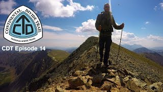 CDT Thru Hike 2018 Ep 14 - Breckenridge to I70 (Frisco) (Continental Divide Trail Documentary)