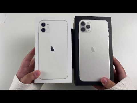 White IPhone 11 Vs Silver IPhone 11 Pro Max: Which One's Better?