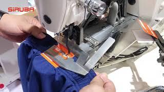 SiRUBA Automatic Paper Card Feeding and Attaching Machine ASP-PTA100