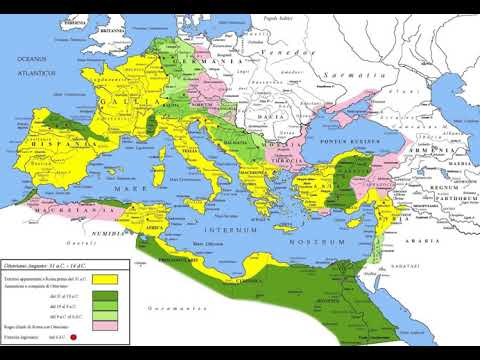 Roman province | Wikipedia audio article