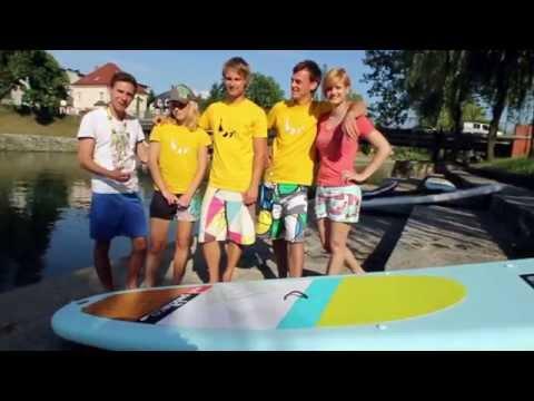 Stand Up Paddle Boarding (SUP) in Ljubljana