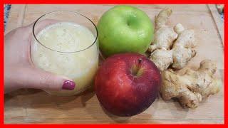 No muchos saben que mezclar 2 Manzana con Jengibre puede hacer que me lo agradezcas 100 veces!