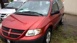 2006 Dodge Caravan SE Used Cars - Terrell,Texas - 2014-04-14