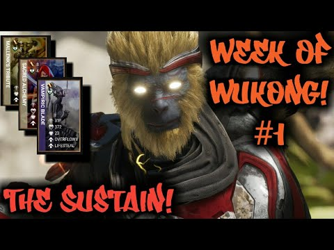 Paragon : Week Of Wukong #1 | The Sustain!