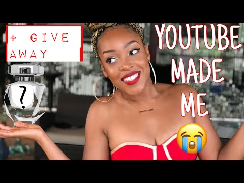 Top 5 PERFUMES YOUTUBE MADE ME BUY !   PERFUME COLLECTION