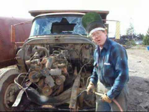 Redneck Restoration's 'This Old Truck' 1959 GMC 450 Dump Truck