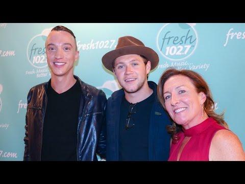"""Niall Horan Talks """"Slow Hands"""" With Karen & Jeffrey"""