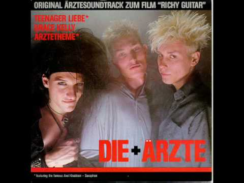 Die Ärzte - You want to kiss me mp3