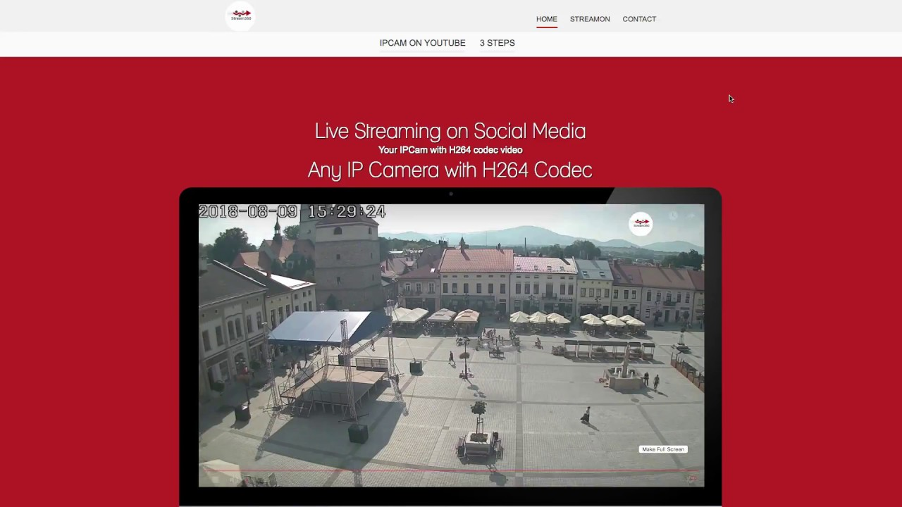 Ipcam On Social Media How To Live Streaming On Youtube Facebook With A Ip Camera Youtube Hulu (no ads) + live tv plan: ipcam on social media how to live streaming on youtube facebook with a ip camera