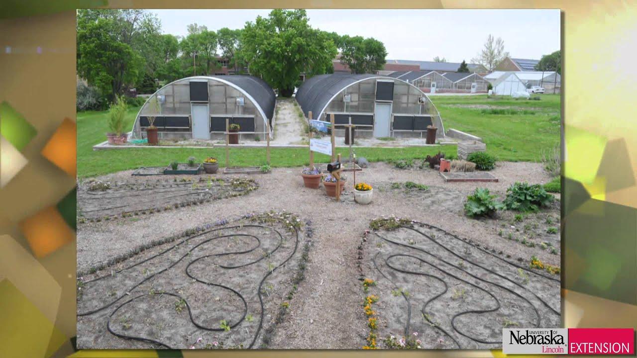 Backyard Farmer Garden Time Lapse 2014 - YouTube