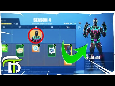 *LEAKED* NEW EPIC & RARE SKINS COMING TO FORTNITE (Fortnite Season 4)
