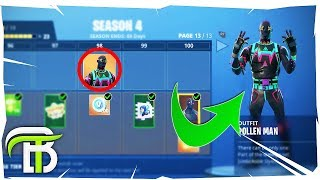 *LEAKED* NEW EPIC & RARE SKINS COMING TO FORTNITE (Fortnite Season 4 Skins)