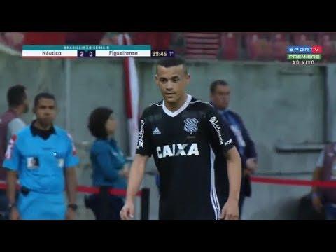 Luidy vs Náutico HD 720p (15/08/2017)