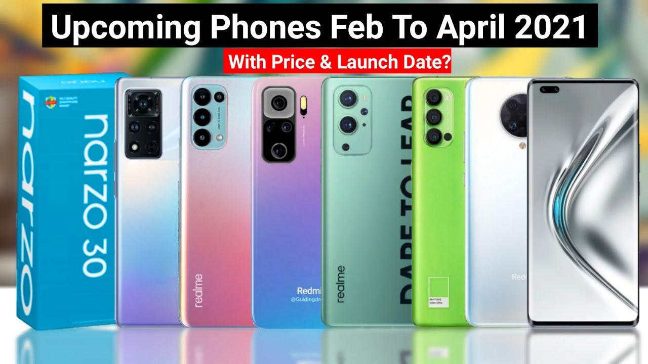 Upcoming Mobile Phones 2021 | Realme 8Pro | Redmi Note 10Pro | Poco F2 | Realme Race Pro |Galaxy F62