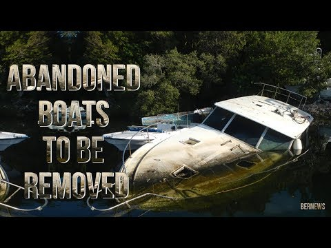 Abandoned Boats To Be Removed, Feb 6 2018