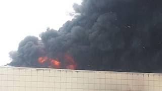 Пожар в Кемерово ТЦ