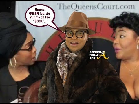 """What's Beef? Andrew Caldwell Blasts The Queens Court & """"The Girl From The StraightFromTheA Blog"""" 😵"""