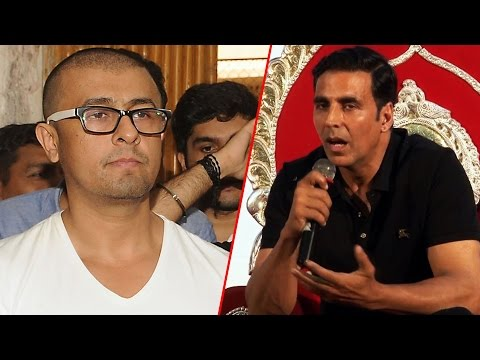 Thumbnail: Akshay Kumar's STRONG REACTS On Sonu Nigam's Azaan Controversy