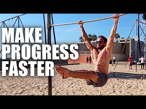 Calisthenics Can Be EASIER! **Try This If You Struggle**