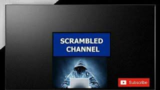 How To Unlock Scrambled Channels On Hotbird