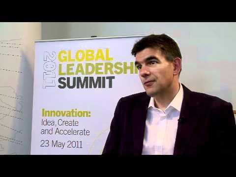 Matt Brittin talks on Innovation at GLS2011 | London Business School