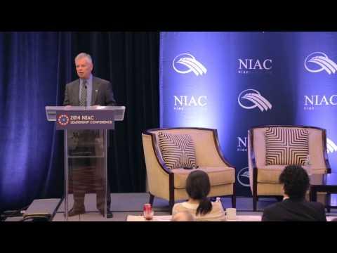 NIAC 2014 Leadership Conference - Stephen Kinzer