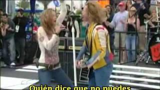 Bon Jovi Who says you can 39 t go home Subtitulado Espaol.mp3