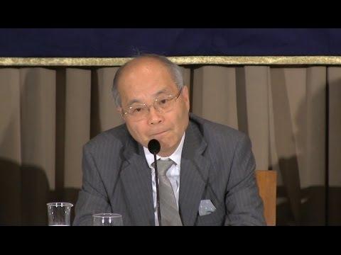 "Hidenori Sakanaka: ""Searching for Immigrant Nation Japan"""