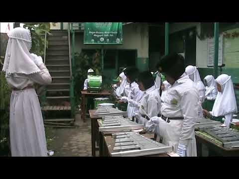 Lagu Nasional Dari Sabang Sampai Merauke Drumband MI Al Raudlah