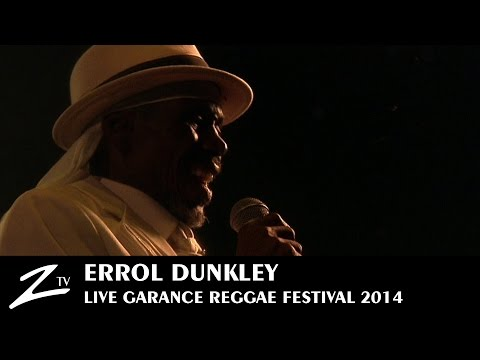 "Errol Dunkley - ""Please Stop Your Lying, Why Did You Do It & Ok Fred"" - LIVE"