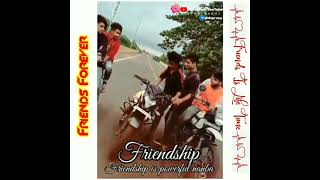 Friendship whatapp status in tamil / unmaigal enge song / Aambala movie song / Editing machi 👉📲