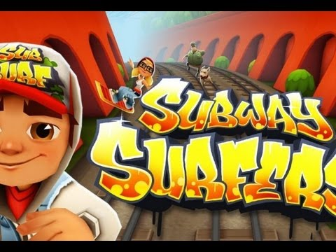 Make SUBWAY SURFERS! [App review] Screenshots