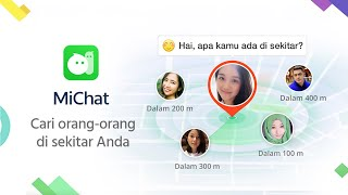 MiChat - Chat, Date and Meet New People Nearby