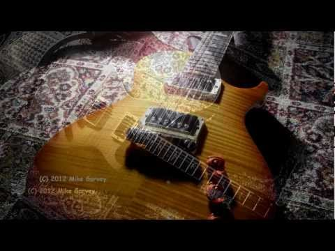 Slow Soulful Minor Blues Guitar Backing Track In Dm (10 Minute Track!)